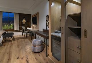 Model Room Living Area