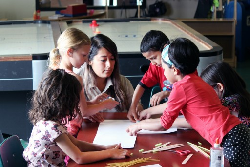 Students Developing Lifelong Friendships Through Innovative Learning Experiences at Children's Learning Adventure