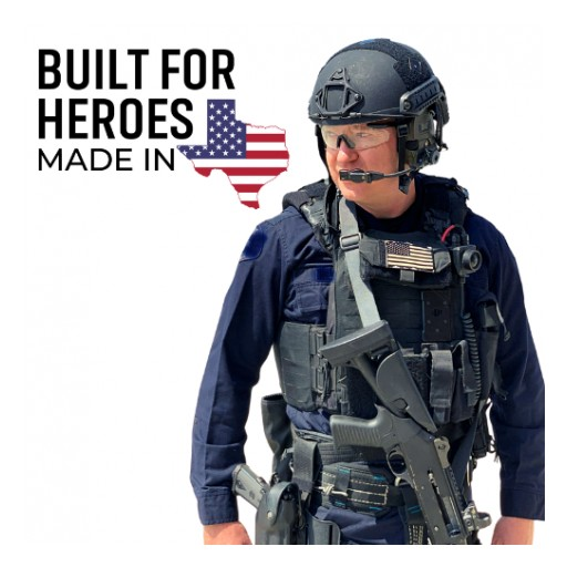 Staccato's 'Built for Heroes' Series Honors American Patriots