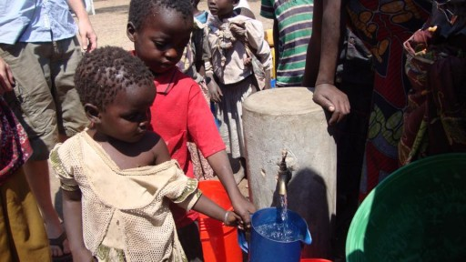 Teamwork Bring Safe Water Solutions to Tanzania
