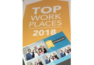 2018 Washington Post Top Workplaces Event 1
