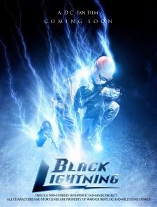 Black Lightning - Tobias's Revenge Poster