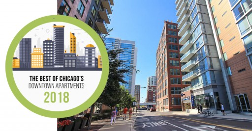 HotSpot Rentals Best of 2018 Chicago Luxury Apartment Awards