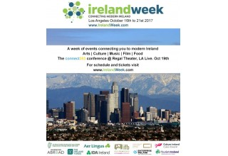 IrelandWeek Oct 16-21 in LA