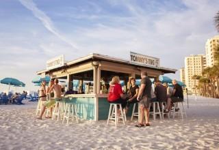 Hilton Clearwater Beach Resort & Spa Tommy's Tiki