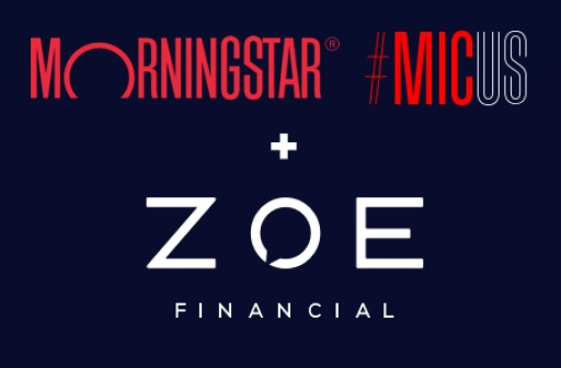 Zoe Financial Wins FinTech Startup Competition at the Annual Morningstar Conference