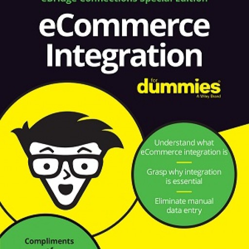 eBridge Connections Releases eCommerce Integration for Dummies, Your Go-to Guide for the Ins and Outs of eCommerce Integration