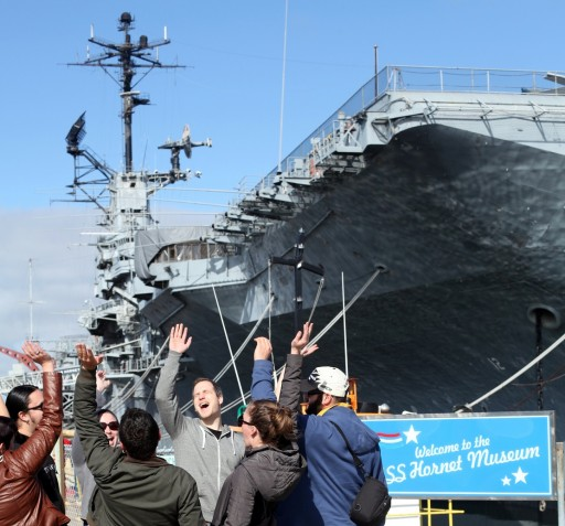 Museum Hack Sets Sail on the USS Hornet