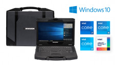 Durabook S14I Semi-Rugged Laptop with Intel 11th Gen CPU and Windows 10