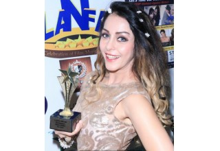 Best Female Producer Elham Madani