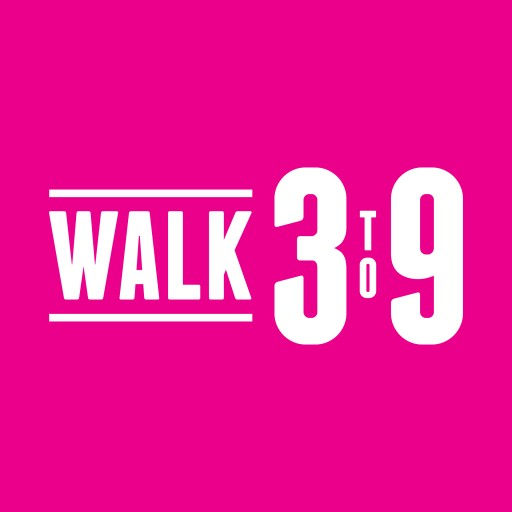 Walk 3to9 2019 - Registration Open for the 5k/10k/15k Charity Walk for Breast Cancer