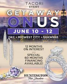 Huntington Fine Jewelers Tacori 7-Night Getaway