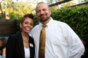 Sarasota Attorney David L. Goldman with Paralegal Eva Gonzalez