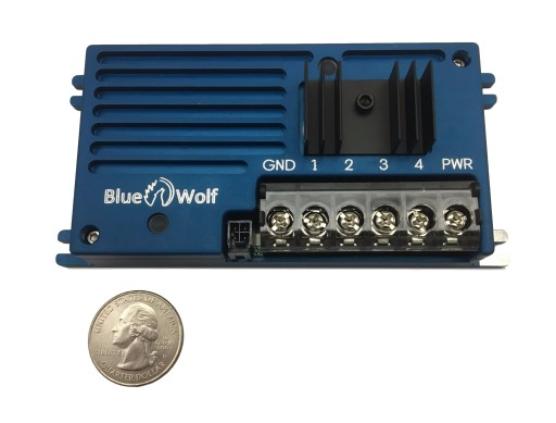 """Blue Wolf to Debut New Remote Dimming Unit """"RDU"""""""