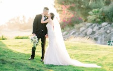 Beautiful Newlyweds at Rio Hondo by Wedgewood Weddings