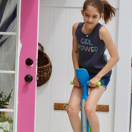 Flybar, the Original Pogo Stick Company, Launches First Talking, Interactive Pogo Stick. Meet the Ipogo jr.!