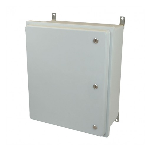 Allied Moulded Products, Inc. Expands Control Series Fiberglass Enclosures Product Offering