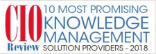 CIO Review Top 10 KM Solution Providers 2018