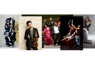 Wheaton College Artist Series 2017 Lineup