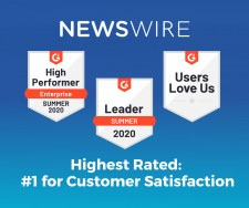 Newswire Ranks No. 1 by G2 for Summer 2020; Recognized as Top Press Release Distribution Platform