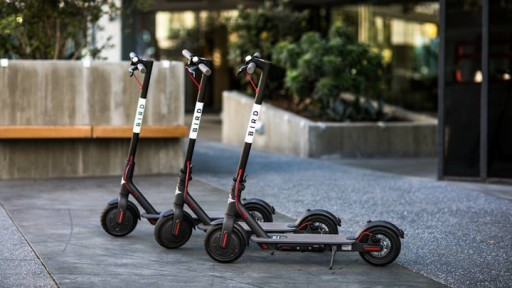 Is the Scooter Craze Heading Into a Wall?
