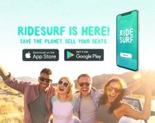 Ridesurf Carpooling App