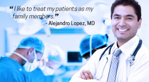 Dr. Alejandro Lopez Ortega, Medical Director of Mexico Bariatrics, Is Recognized Top Bariatric Surgeon in Mexico