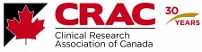 Clinical Research Association of Canada (CRAC)® Logo