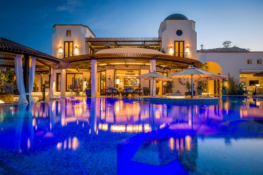 Casa Fryzer, Mexico's Most Expensive Home, Now Available as a Luxury Los Cabos Vacation Rental
