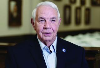 Haleyville Mayor Ken Sunseri