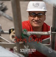 Meet Scientologist John Chan