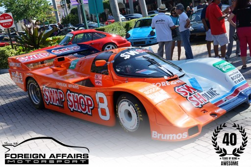 Auto Repair Shop Foreign Affairs Motorsport Turns 40