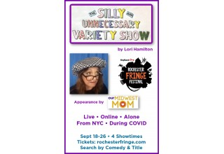 Lori Hamilton, The Silly & Unnecessary Variety Show