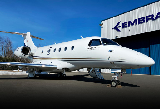New Industry-Leading Aircraft Type is Added to the AirSprint Fleet