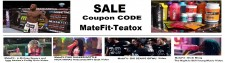 Teatox Sale coupon code