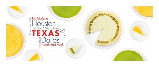 Lady M Announces Two Texas Cake Boutique Pop-Up Events