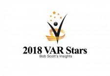 Godlan Achieves Ranking on Bob Scott's VAR Stars for 2018