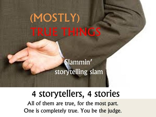 Long Island's Only Local Storytelling Slam Features True Stories About GHOSTS on Oct. 25