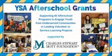 Afterschool Grant Banner