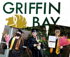 Griffin Bay's Winter Graduation