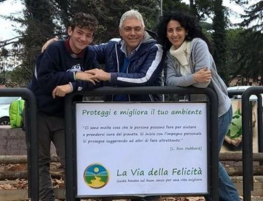 Helping to Keep Rome Beautiful