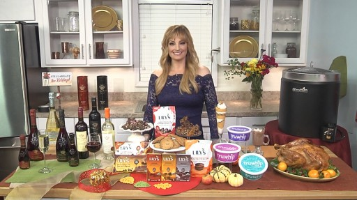 Holiday Entertaining Tips With Parker Wallace on Tips on TV