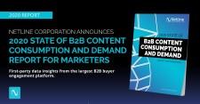 NetLine Corporation Reveals the Cover for The 2020 Content Consumption Report