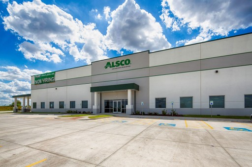 Alsco Announces Grand Opening of Kyle, Texas, Mixed Laundry Plant