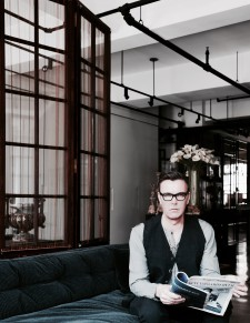 Pol Theis, Founder & CEO of P&T Interiors