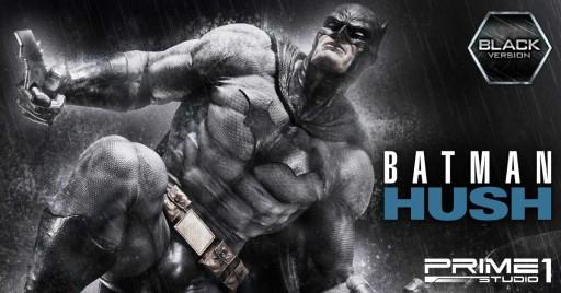 Museum Masterline Batman: Hush (Comics) Batman Black Version by Prime 1 Studio Available for Pre-Order