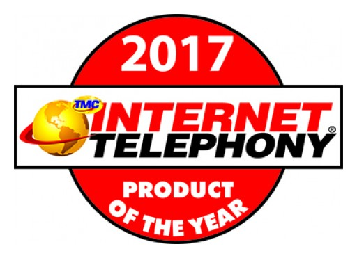 BCM One Receives 2017 INTERNET TELEPHONY Product of the Year Award