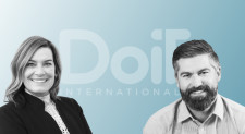 DoiT International CMO Kristen Cardinalli and CRO Scott White