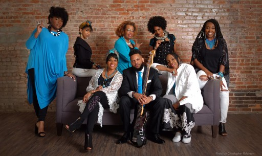 UR2.Global Self-Esteem Arts Project Names Sweet Honey in the Rock as the 2020 Honorary Artist-in-Residence