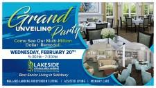 Lakeside At Mallard Landing Celebrates Multi-Million Dollar Remodel